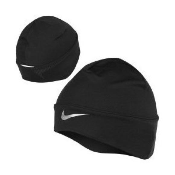 Nike dri-fit skull cap beanie hat w ponytail hole.  M 5a540df9a4c48501ab02a4da 9d797476999